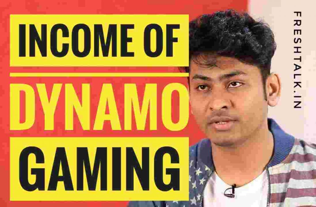 income of dynamo gaming, how much dynamo earn, dynamo earning