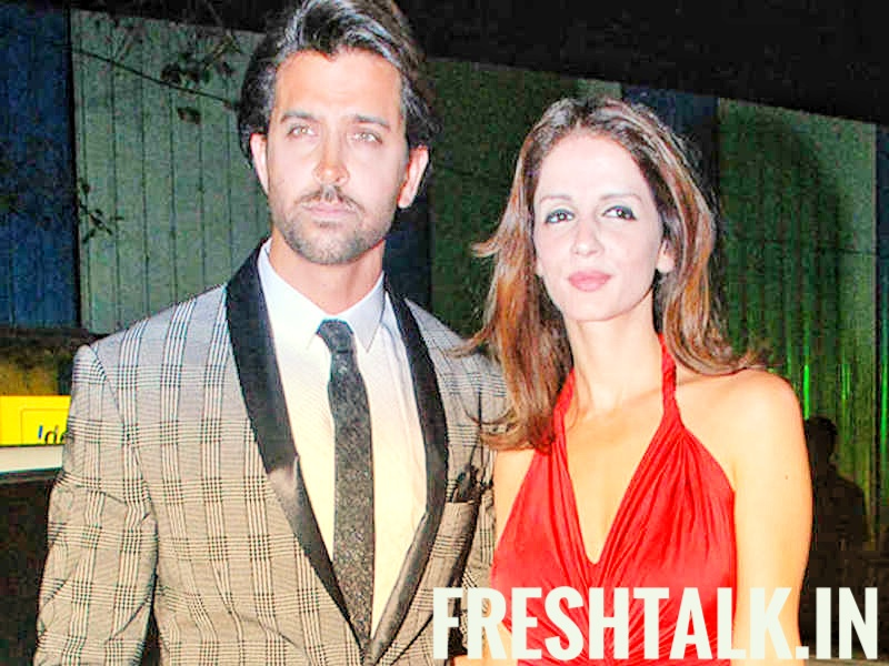 Sussane Khan and Hrithik Roshan have moved in together to take care of their children in Quarantine