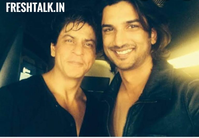 SRK on Sushant Singh's demise, 'I will miss him so much'
