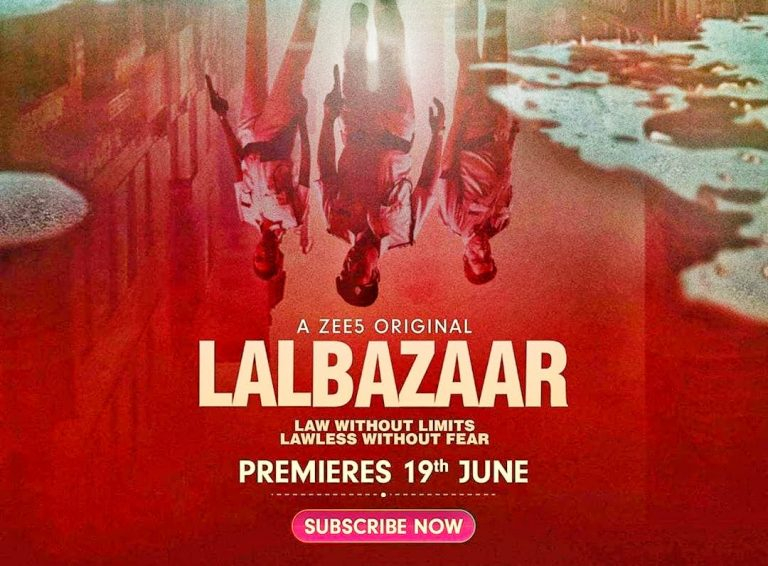 Ajay Devgn's 'Lal Bazaar' is now streaming on zee5 Premium, check how the netizens and critics are reacting to it