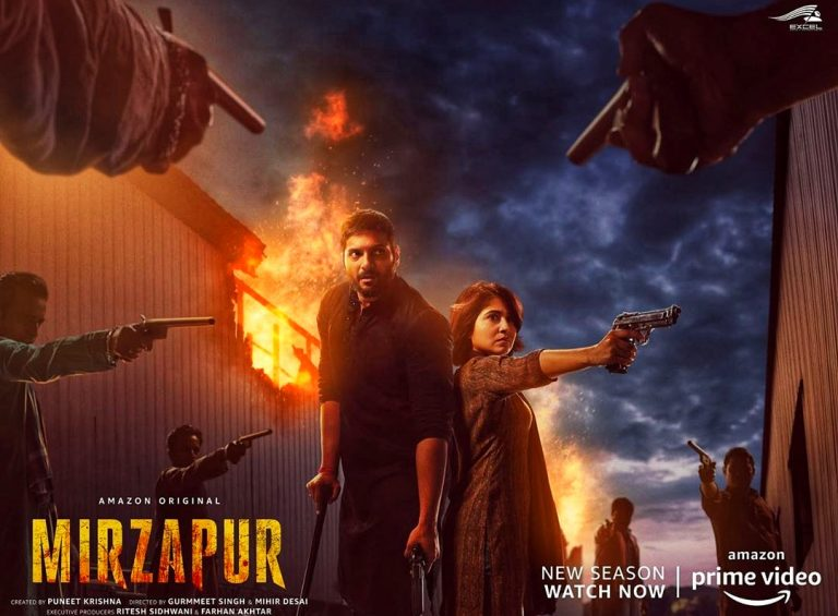 Will Sharad gets to take over Mirzapur in season 3? series streaming on Amazon Prime
