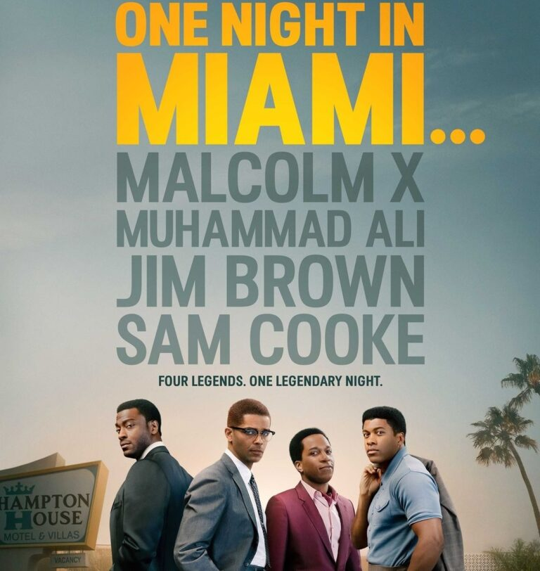 """Download """"ONE NIGHT IN MIAMI"""" for free on Amazon Prime and Uwatchfree"""