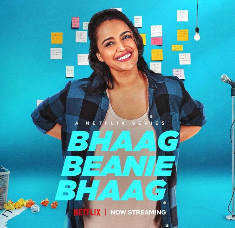 """Dolly Singh's debut """"BHAAG BEANIE BHAAG"""", streaming on Netflix and UWatchFree"""