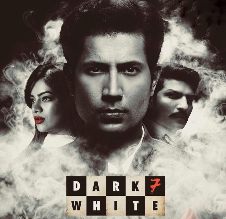 """A typical political drama """"DARK 7 WHITE"""" is now streaming on ALT Balaji and Bolly4u"""