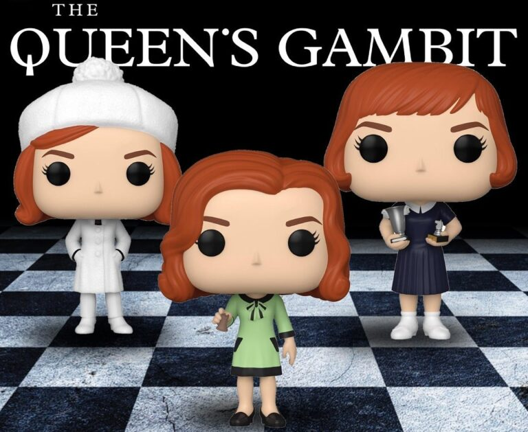 """Download """"THE QUEENS GAMBIT"""" for free from Netflix and Tamilrockers"""