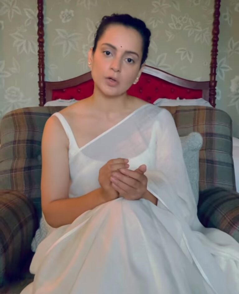 Kangana Ranaut seeks people support, asks Why is she being tortured?, WATCH VIDEO…