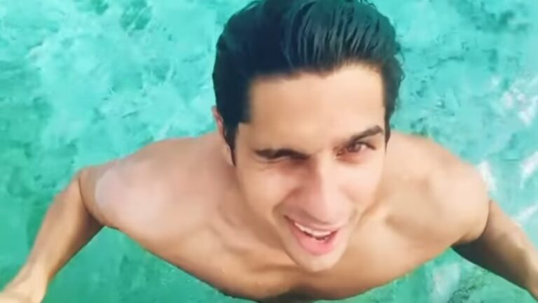 """Sidharth Malhotra kickstart 2021 by """"diving into the pool"""", WATCH VIDEO…"""
