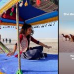 TAAPSEE-PANNU-CAMEL-RIDE