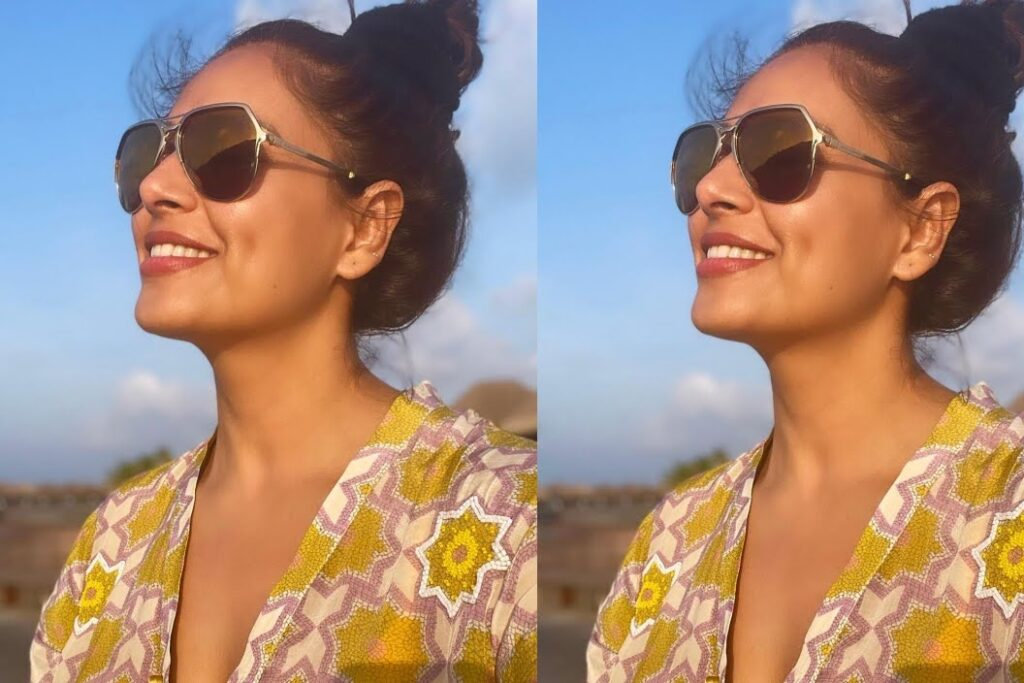 Bipasha Basu shares alluring sunkissed PICTURES from her vacay...