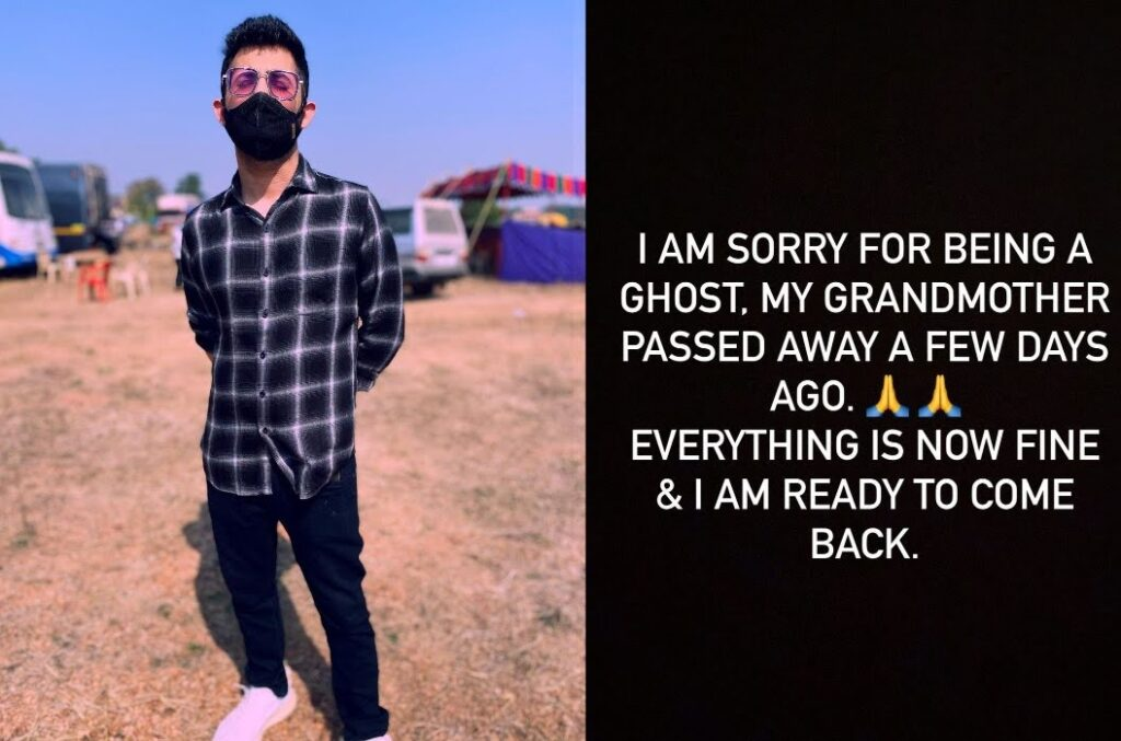 Carryminati apologises to fans for being unactive, breaks SHOCKING news...