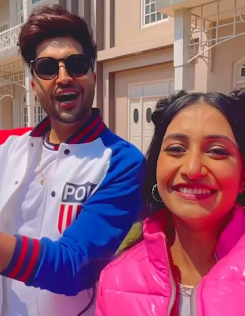 Jassie Gill and Dhanashree Verma reveal a new PROJECT, in the most epic PAWRI trend, WATCH...