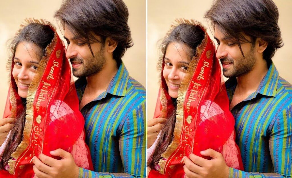 Dipika Kakkar and Shoaib Ibrahim wish each other on their anniversary with ADORABLE posts...