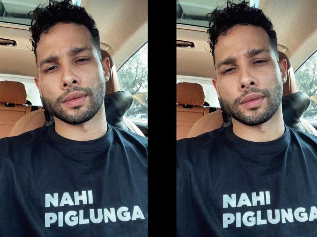 Siddhant Chaturvedi shares dashing SELFIE with an EPIC caption...