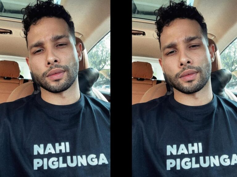 Siddhant Chaturvedi shares dashing SELFIE with an EPIC caption…