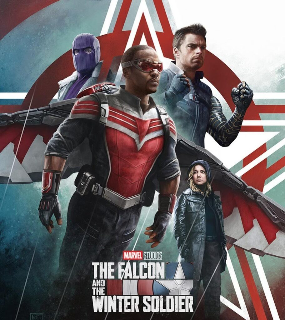 Download Avengers: The Falcon and Winter Soldier full movie in HD Tamilrockers