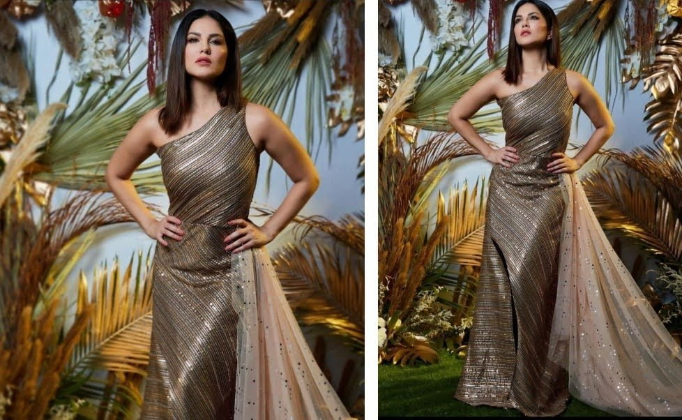 Sunny Leone looks bewitching in the LATEST photoshoot, fans say 'EXTREMELY HOT'.