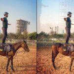 VICKY-KAUSHAL-ON-THE-HORSE