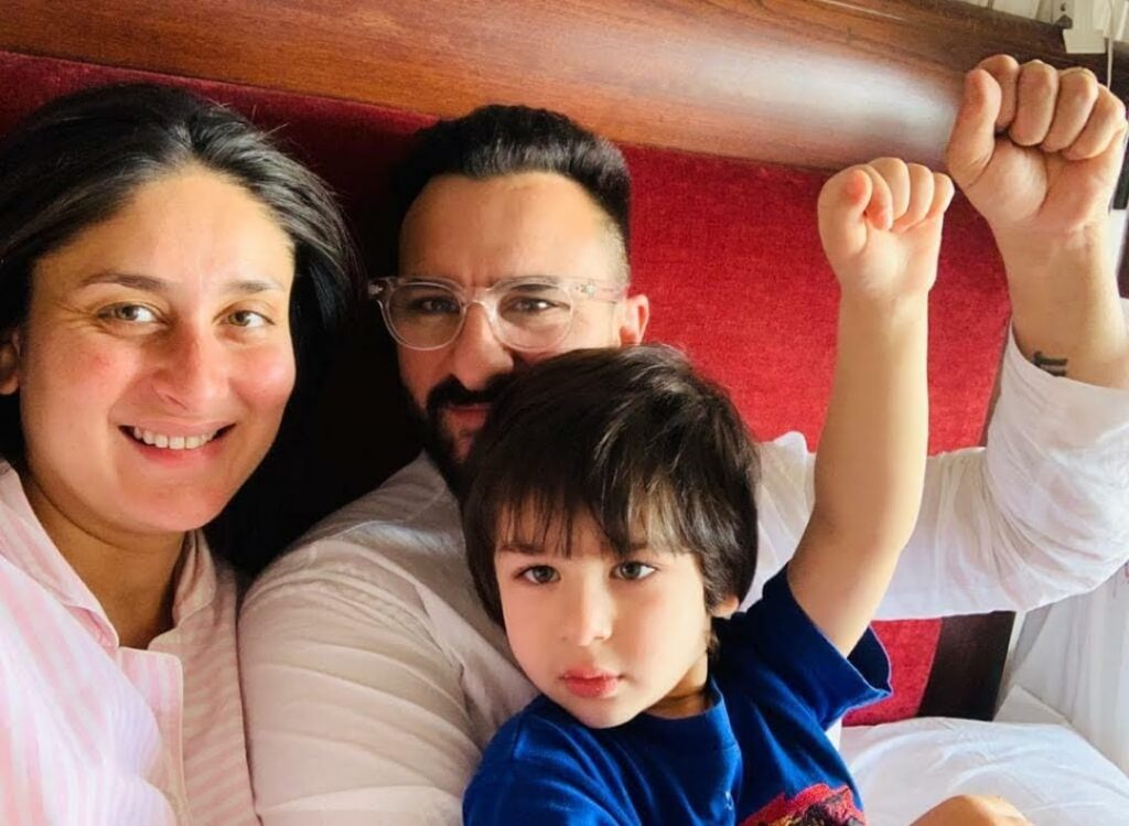 Kareena Kapoor on telling Taimur about Covid-19 posts an informative VIDEO with a NOTE.