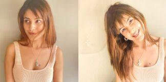 SHEHNAAZ-GILL-NEW-HAIR-CUT
