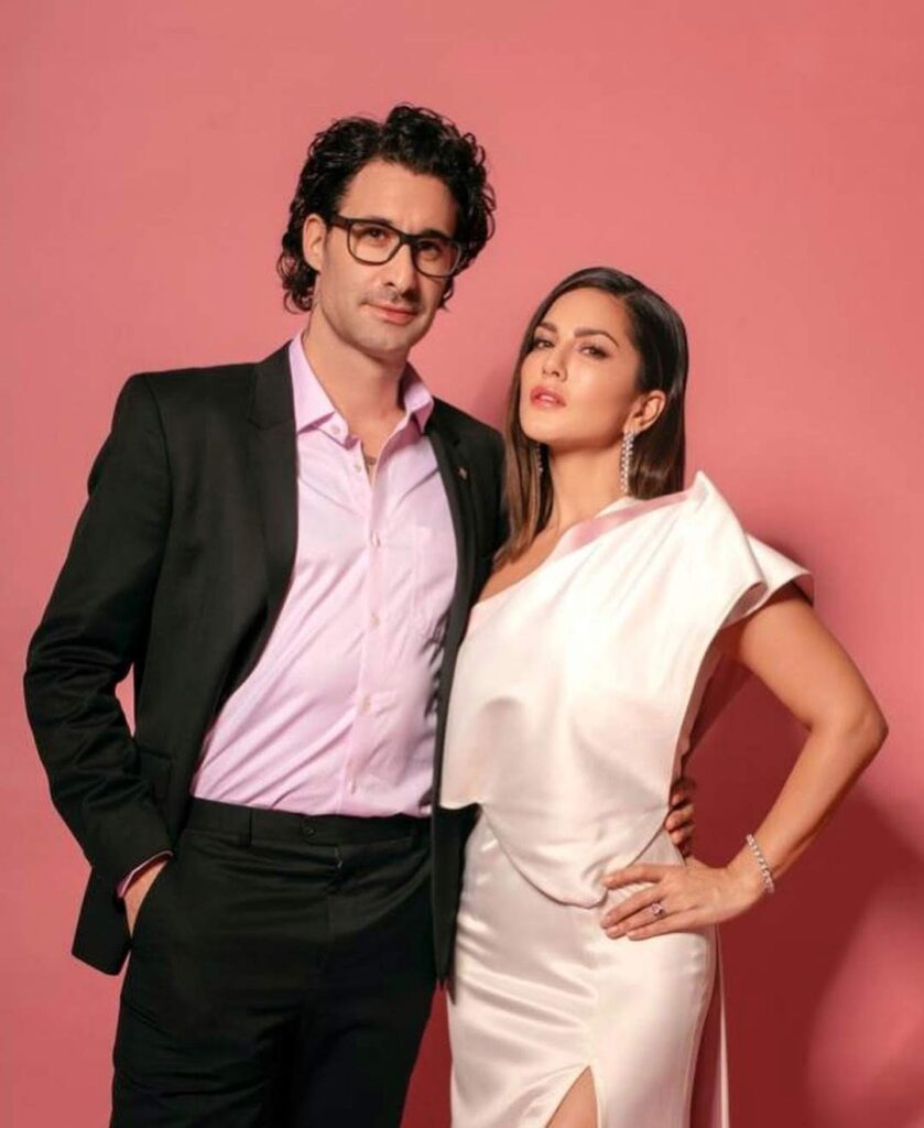Sunny Leone pens a sweet NOTE for hubby Daniel as he gifts her THIS on their anniversary.