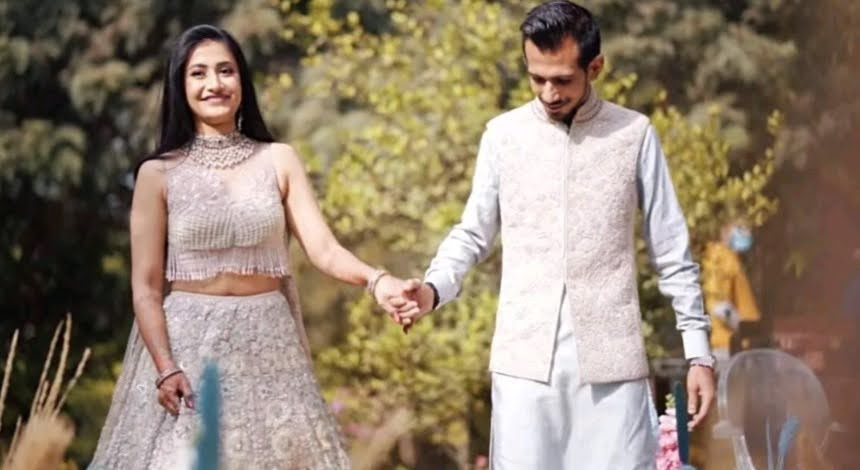 The wedding film of Dhanashree Verma and Yuzvendra Chahal is OUT now, WATCH VIDEO.
