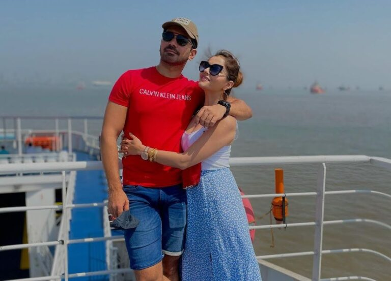 Rubina Dilaik is missing THIS as hubby Abhinav is OUT for the shoot.