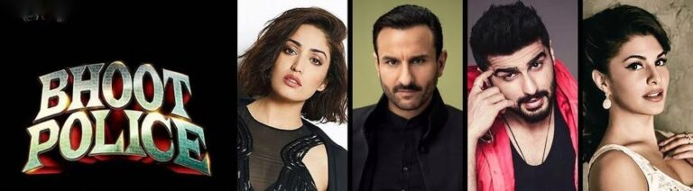Arjun Kapoor, Saif Ali Khan, Katrina Kaif starrer Bhoot Police to release on THIS OTT platform.