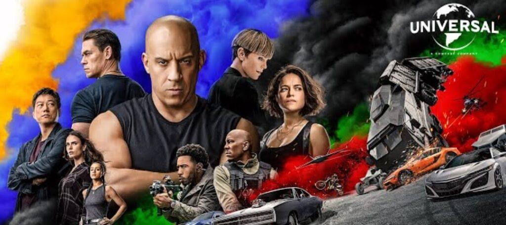 """Download """"FAST AND FURIOUS 9: THE FAST SAGA"""" full movie in HD Tamilrockers"""