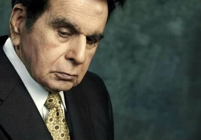 """Dilip Kumar on oxygen support due to """"health complications"""", fans pray."""