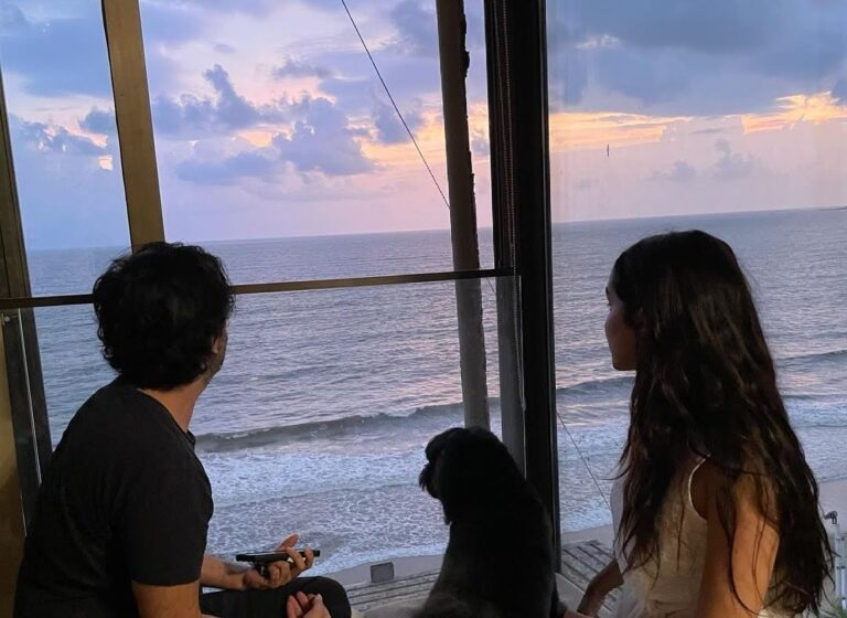 Shraddha Kapoor shares an UNSEEN pic with brother Siddhanth Kapoor.