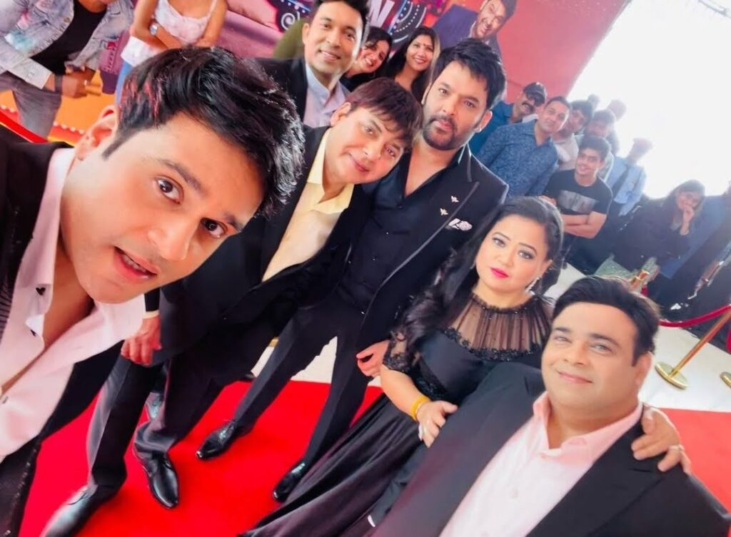 """Kapil Sharma, Krushna and others """"reunite"""" for THIS upcoming SHOW."""