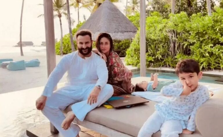 """Kareena Kapoor's birthday  POST for hubby Saif Ali Khan is all about """"love""""."""