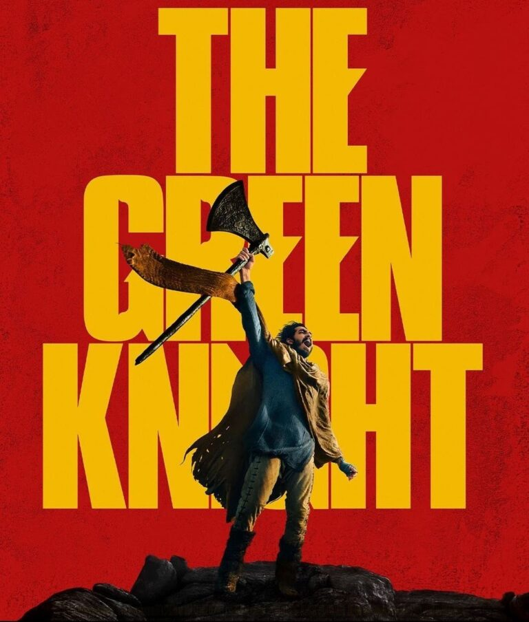 """Download """"THE GREEN KNIGHT"""" English full movie in HD Tamilrockers"""