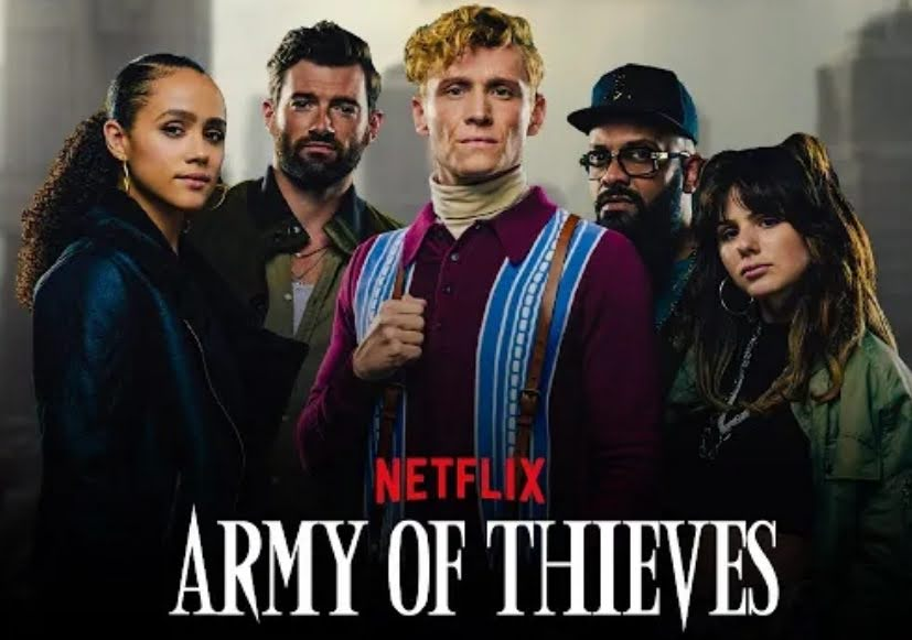 Download Army Of Thieves in HD from Uwatchfree