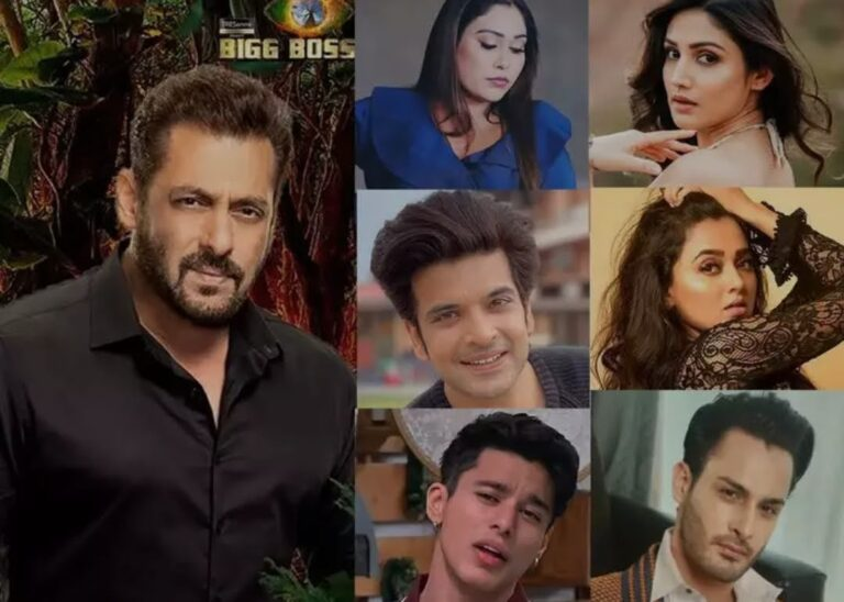 The official contestant list of Bigg Boss 15 participants is HERE.