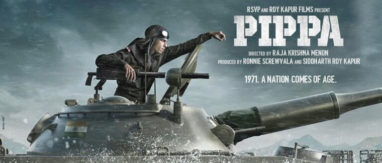 Ishaan Khatter's new movie 'PIPPA' FIRST LOOK is HERE.
