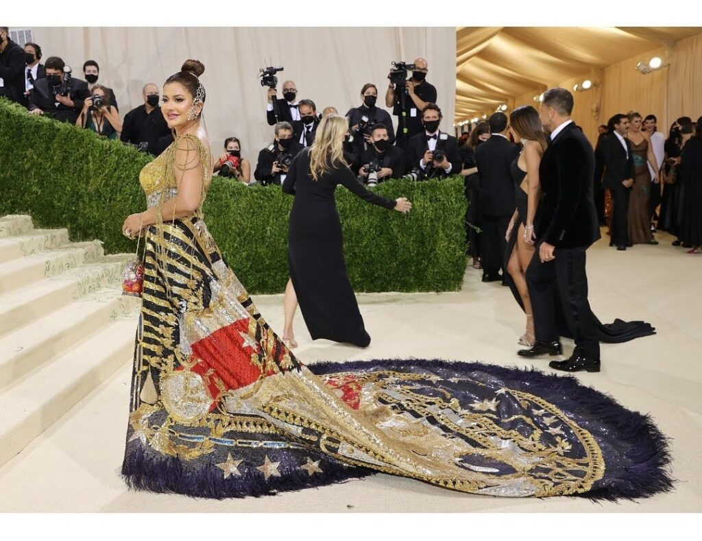 Who is Sudha Reddy, The only Indian to attend Met Gala 2021?