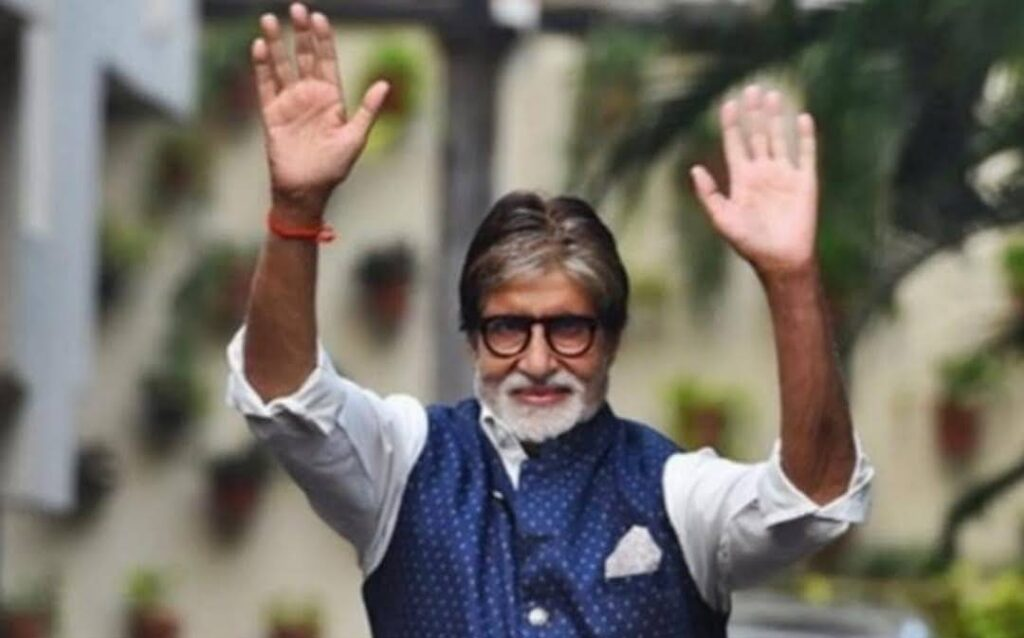 SBI opens up a rentals account with Amitabh Bachchan over for his Mumbai property.