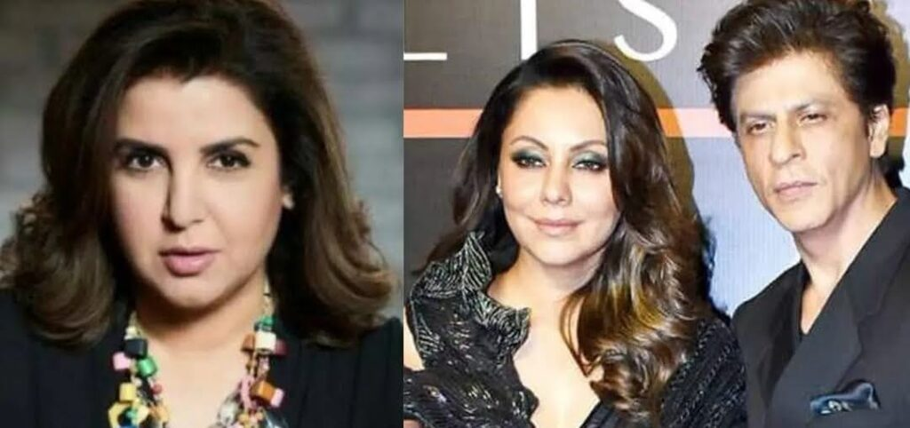 Farah Khan pens a note for Gauri Khan on her Birthday calling her 'the strongest mother'.