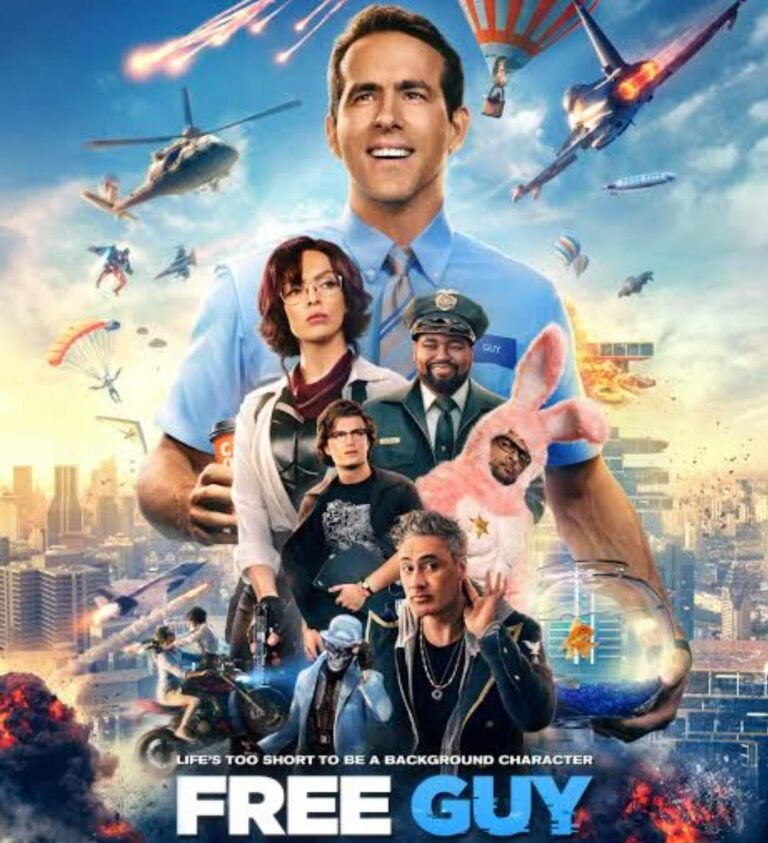 Free Guy Movie Download in HD from Uwatchfree