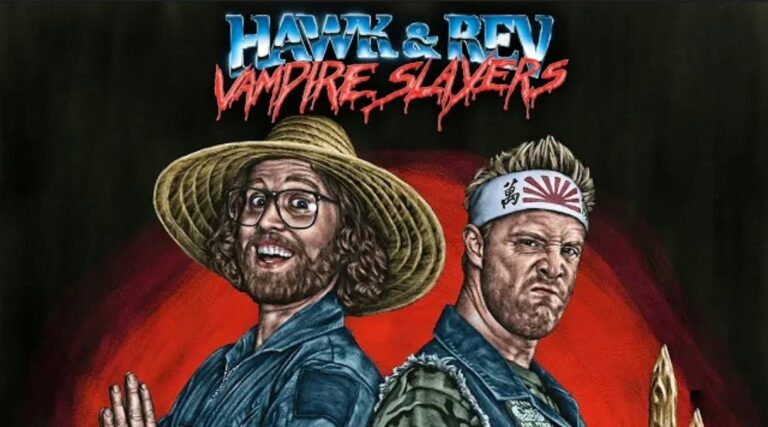 Hawk And Rev: Vampire Slayers Download in Hd from Uwatchfree