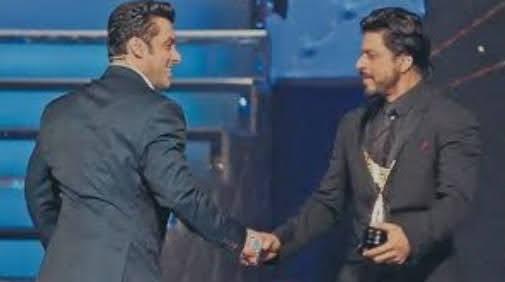 Salman Khan visits Shahrukh Khan's home post-Aryan Khan's arrest.
